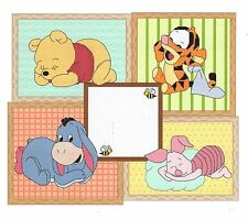 BABY POOH CROSS STITCH PATTERN Winnie the Pooh BIRTH ANNOUNCEMENT