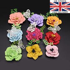 45 Piece Flower Petals Nesting die set metal cutting die cutter UK Fast Post