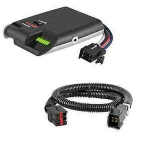 Curt Venturer Brake Control & Wiring Harness Kit for Ford/Land Rover/Lincoln