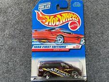 Dodge Caravan 1998 First Editions Hot Wheels