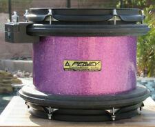 Peavey Purple Sparkle Wrapped Radial Pro 500 10� x 9� Deep Tom