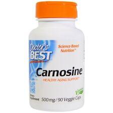 Carnosine 500 mg (90 Veggie Caps) - Doctor's Best