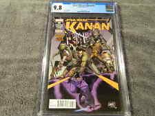 2015 MARVEL Comics KANAN The Last Padawan #6 - 1st full ap SABINE WREN - CGC 9.8
