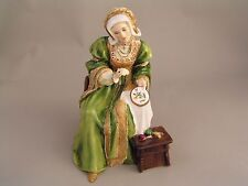 ROYAL DOULTON ANNE OF CLEVES FIGURINE, HN 3356, Limited Edition