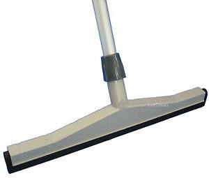 Boden Wasser Schieber Abzieher Bodenabzieher Gummiwischer 75cm breit mit Stiel