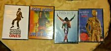 Michael Jackson 4dvdlot History on film, live in japan,number ones, this is it