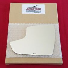 Mirror Glass + Adhesive For 13-17 Ford C-Max, Escape Driver Side Replacement-Lw