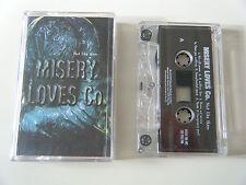 MISERY LOVES CO. NOT LIKE THEM CASSETTE TAPE CLAWFINGER ENTOMBED EARACHE 1997