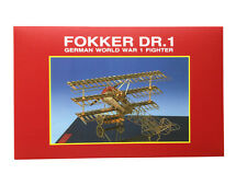 Fokker DR.1 Model by Aerobase – New, Beautiful and Unique Models from Japan