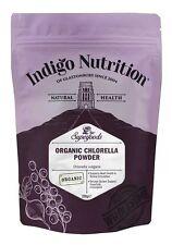 Organic Chlorella Powder - 200g - Indigo Herbs