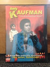 Andy Kaufman - The Andy Kaufman Show (DVD, 2000) New/Sealed/Out of Print