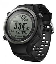 NEW Epson Wristable Gps Watch Gps Pulse SF-810B  /C1 F/S