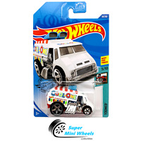 Hot Wheels Cool-One (White) Tooned 5/10 2020 B Case #38