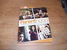 Parenthood: Season 1 (DVD, 2010, 3-Disc Set) Lauren Graham Comedy TV Show