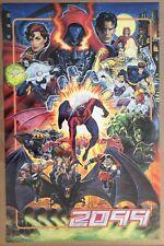 Vintage 1995 - 2099 Universe Poster