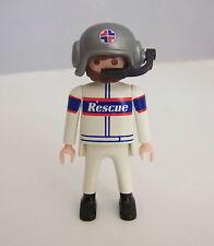 PLAYMOBIL (Y3212) HOPITAL - Homme Pilote du Mini Sous-Marin 3064