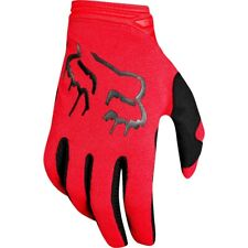 Fox Racing Dirtpaw Mata Womens MX Offroad Gloves Flame Red