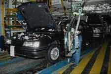 730048 auto linea di produzione AUSTIN ROVER FACTORY Cowley impianto Inghilterra A4 PHOTO pr