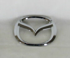 11-14 MAZDA 2 TRUNK EMBLEM GENUINE OEM BACK CHROME M BADGE sign symbol logo
