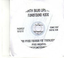 (DP892) Teeth Blue Lips Red, Runaround Kids - 2012 DJ CD