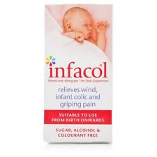 INFACOL RELIVES WIND, INFANT COLIC AND GRIPING PAIN - 50ML