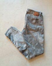 DRYKORN Jeans Jeanshose Denim W 29 L 34 Used look BOHO Casual toller Schnitt