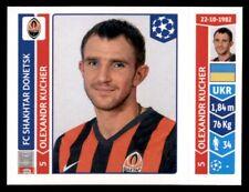 Panini Champions League 2014/15 - Olexandr Kucher FC Shakhtar Donetsk No. 581