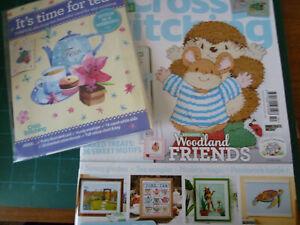 The world of Cross Stitching Magazine...issue 310 + gift