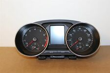 Instrument cluster VW Polo 6C 2015 onwards )not all) 6C0920940C New Genuine VW