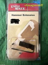 Uncle Mike's HAMMER EXTENSION For HENRY 22 LR RIFLE & .22 WMR RIFLE/CARBINE New