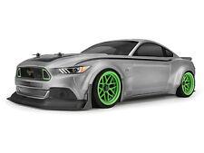 Mustang-Bausätze mit Elektro-RC-Antrieb