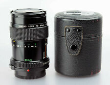 CANON FD 3,5/50 50mm 1:3,5 Macro F-1 A-1 AE-1 T90 etc. 35mm SLR MF Ser: 72003