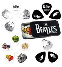 BEATLES Guitar Picks 15 Pack Tin Box 1st OFFICIAL MERCHANDISE