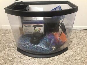 Mini Bow 5gl Aquarium Starter Kit