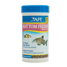 API Bottom Feeder Shrimp Pellets 232g Nutrition Fish Food Sinking Pellets