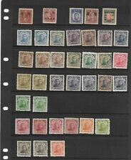 HONG KONG CHINA LOT OF 101 USED STAMPS VF COND SEE SCANS!!!