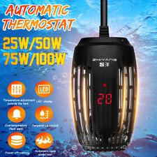 220V Auto Aquarium Thermostat Turtle Low-water Aquarium Heater  Explosion-proof