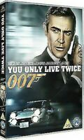 007 Bond - Voi Only Live Twice DVD Nuovo DVD (1623801088)
