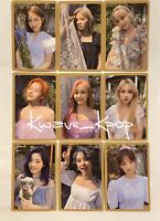 TWICE MORE & MORE ALBUM - VERSION C PREORDER 10P PHOTO CARDS SET + OUT SLEEVE