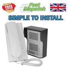 2.4ghz Wireless Porta Telefono Porta Campana Campanello CITOFONO CON CORNETTA del sistema
