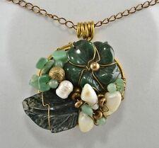 Jade Necklace/Choker Art Deco Fine Jewellery