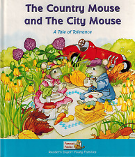 The Country Mouse & The City Mouse – Children's Book -NEW - Hardback Edition -