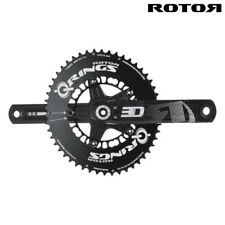 [SALE] ROTOR 3D30 CRANK SET - BCD110x5-COMPACT / 170mm with chainring set