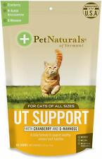 Pet Naturals of Vermont - UT Support for Cats, Urinary Tract Supplement, 60 Bite