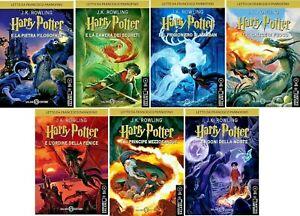 J. K. Rowling  HARRY POTTER 7 AUDIOLIBRI cd MP3 USATI