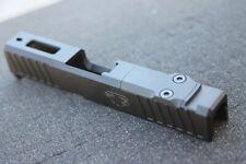 Tts Custom By Zaffiri Precision Glock 43x 43 48 Ss80 Poly 80 Smsc Cut Slide