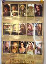 2004 Funky The Lord Of The Rings Poster 22�x34� No Creases Very Little Wear