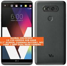 "LG V20 H990DS 4gb 64gb Quad-Core 5.7"" Fingerprint Dual Sim Android 9.0 Lte Nfc"
