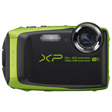 Fujifilm FinePix XP90 Shock & Waterproof HD Wi-Fi Digital Camera Lime