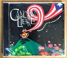 CANCION LIBRE - FIEL A LA VEGA , HACIENDO PUNTO , ROY BROWN ,EL TOPO - CD